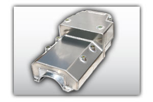 Custom Aluminum Oil Pans