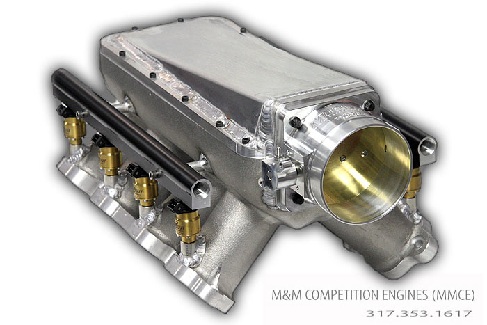 About M&M Competition Racing Engines And Our Machining Services