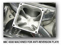 M&M Competition Engines Racing Cylinder Head Intake Porting