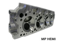 M&M Competition Racing Engines Custom Hemi Racing Cylinder Heads