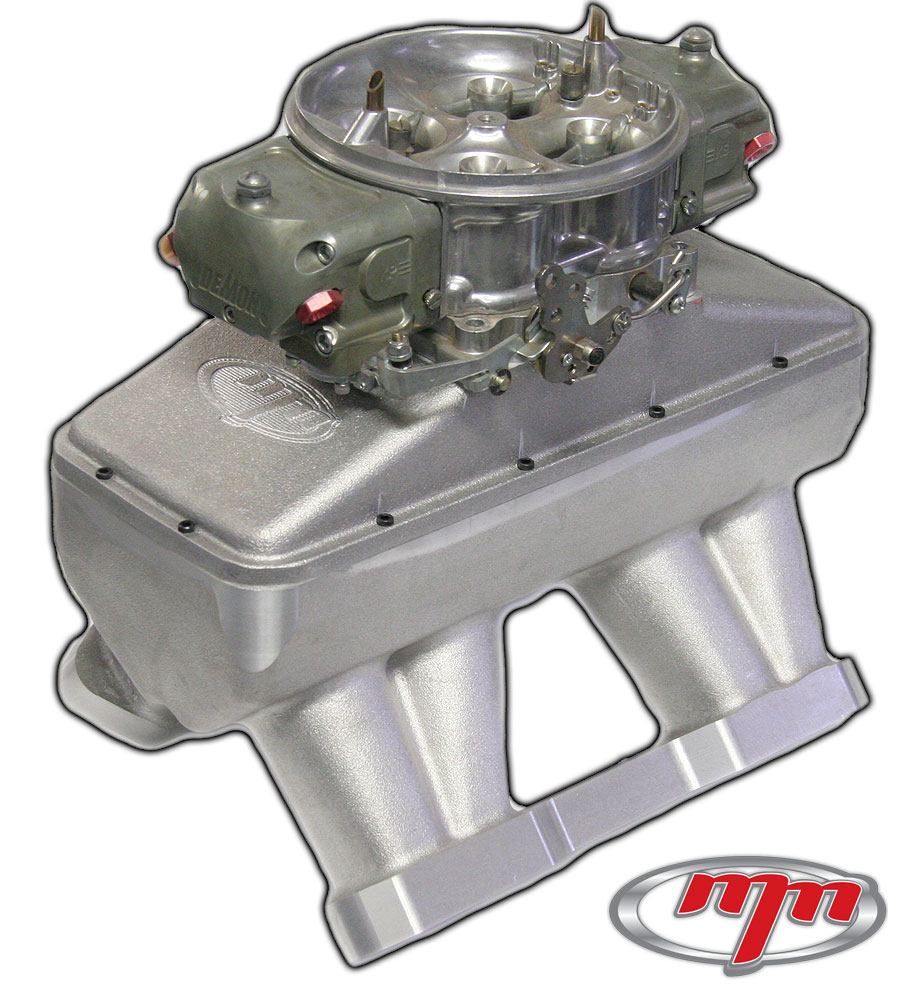 M&M Competition Engines | Cast Aluminum Intake Manifolds